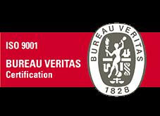 RVM Systems noudattaa ISO9001-laatustandardia kaikessa toiminnassaan