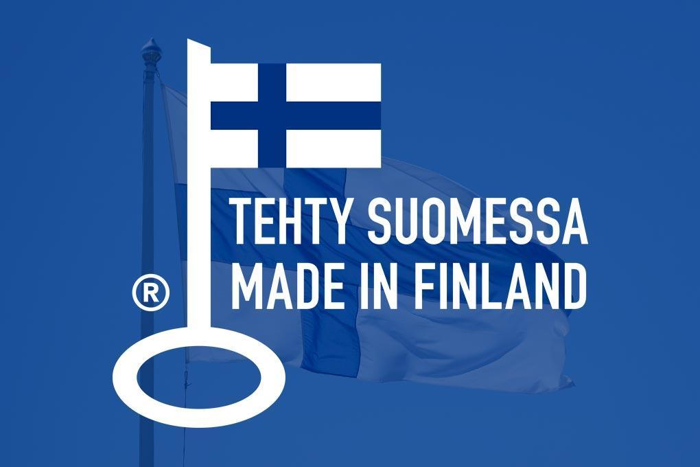 Kaikki Repant-järjestelmät valmistetaan Suomessa omalla tehtaallamme